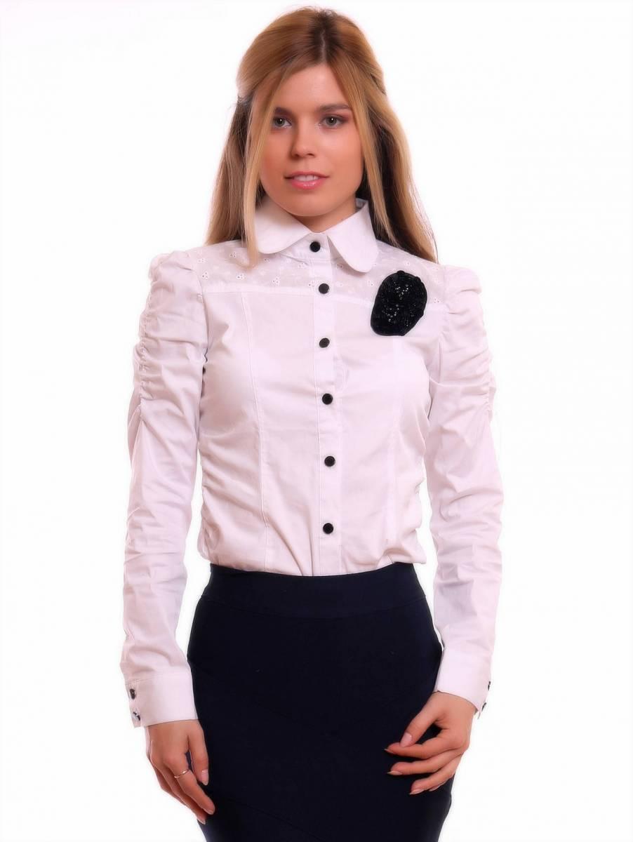 Купить Белую Блузку Женскую Магазине